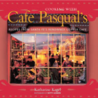 Pasqual's CookBooks and our favorite books